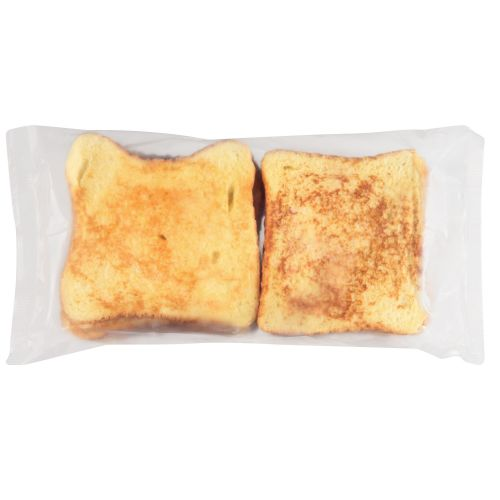 "FRENCH TOAST 1.5oz<br>Pack Size:<span class=""custom-label-text"">144 CT</span><br>Item Code:<span class=""custom-label-text"">AJ03</span> Image"