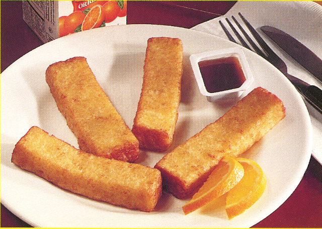 "FRENCH TOAST STIX 188CT<br>Pack Size:<span class=""custom-label-text"">1/10#</span><br>Item Code:<span class=""custom-label-text"">AJ12</span> Image"