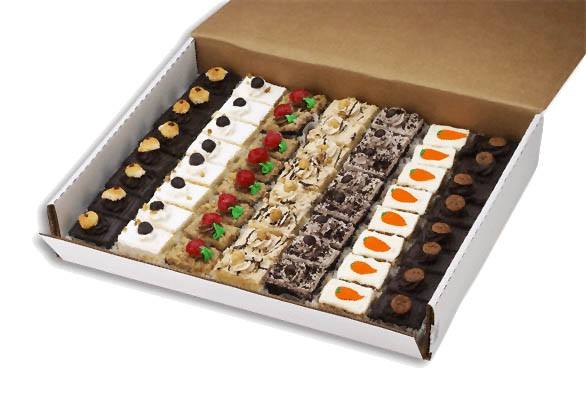 "MINI ASSORTED FANCY PASTRY<br>Pack Size:<span class=""custom-label-text"">2/56 CT</span><br>Item Code:<span class=""custom-label-text"">AL06</span> Image"