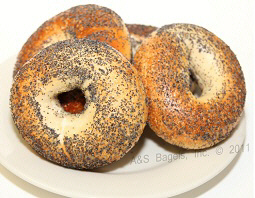 "POPPY BAGEL<br>Pack Size:<span class=""custom-label-text"">5/12CT</span><br>Item Code:<span class=""custom-label-text"">AS12</span> Image"