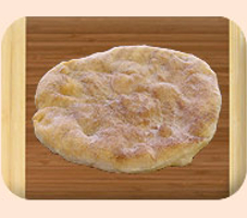 "WHOLE WHEAT FRYBRD DOUGH<br>Pack Size:<span class=""custom-label-text"">60/3.5OZ</span><br>Item Code:<span class=""custom-label-text"">BF98</span> Image"