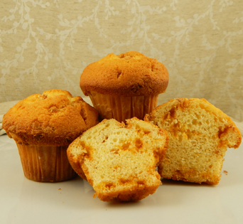 """BUTTER RUM MUFFIN BATTER<br>Pack Size:<span class=""""custom-label-text"""">75/6.25OZ</span><br>Item Code:<span class=""""custom-label-text"""">BJ91</span> Image"""