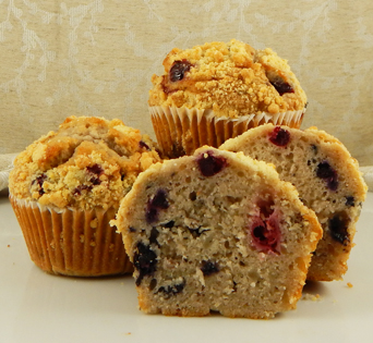 """TRIPLE BERRY MUFFIN BATTER<br>Pack Size:<span class=""""custom-label-text"""">48/4.5OZ</span><br>Item Code:<span class=""""custom-label-text"""">BJ93</span> Image"""
