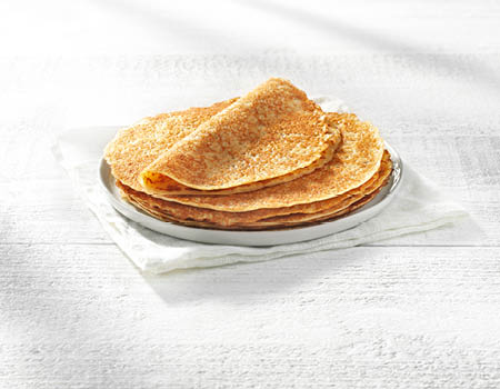 "NATURAL PLAIN CREPES<br>Pack Size:<span class=""custom-label-text"">100/1.76OZ</span><br>Item Code:<span class=""custom-label-text"">CR41</span> Image"