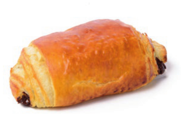 "CHOCOLATE CROISSANT<br>Pack Size:<span class=""custom-label-text"">68/2.28OZ</span><br>Item Code:<span class=""custom-label-text"">DS27</span> Image"