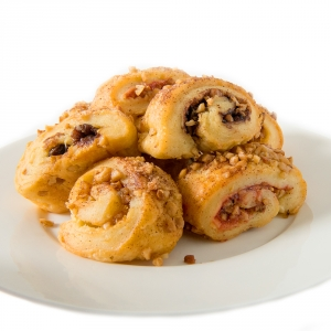"ASSORTED RUGELACH<br>Pack Size:<span class=""custom-label-text"">1/5#</span><br>Item Code:<span class=""custom-label-text"">DV13</span> Image"