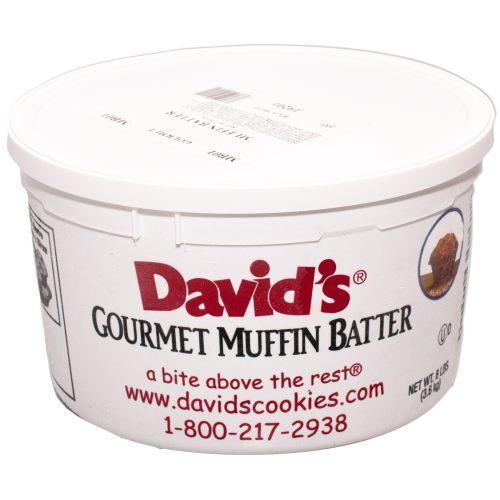 """CINNAMON CHIP MUFFIN BATTER<br>Pack Size:<span class=""""custom-label-text"""">2/8#</span><br>Item Code:<span class=""""custom-label-text"""">DV52</span> Image"""