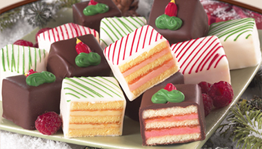 """GRAND HOLIDAY PETIT FOUR<br>Pack Size:<span class=""""custom-label-text"""">2/54 CT</span><br>Item Code:<span class=""""custom-label-text"""">GC57</span> Image"""