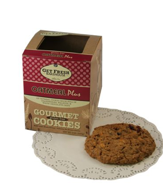 "GLUTEN FREE OATMEAL COOKIE<br>Pack Size:<span class=""custom-label-text"">54/1.5 OZ</span><br>Item Code:<span class=""custom-label-text"">GF05</span> Image"