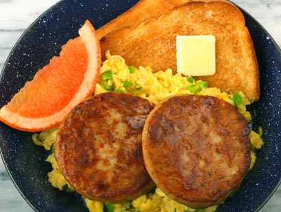 "CANADIAN BACON HASH PATTY<br>Pack Size:<span class=""custom-label-text"">1/10#</span><br>Item Code:<span class=""custom-label-text"">JD97</span> Image"