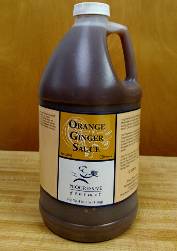 JK02 - ORANGE GINGER SAUCE