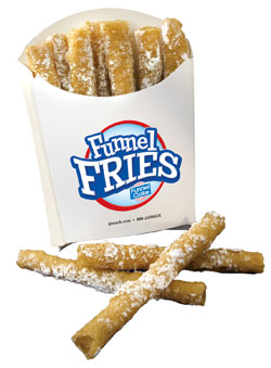 "FUNNEL FRIES<br>Pack Size:<span class=""custom-label-text"">600 CT</span><br>Item Code:<span class=""custom-label-text"">JS48</span> Image"