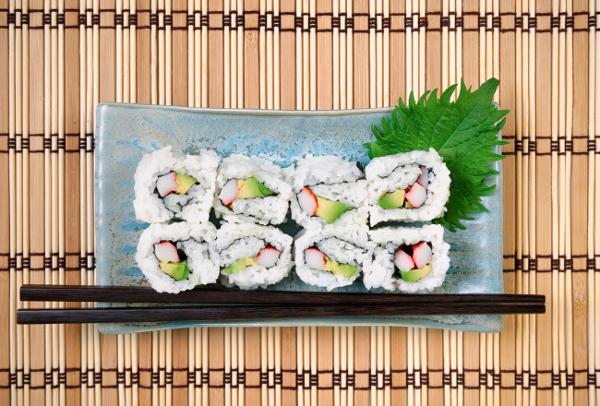 KK01 - NON-GMO SUSHI RICE