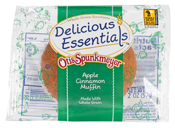 """WG APPLE CINNAMON MUFFIN<br>Pack Size:<span class=""""custom-label-text"""">48/4OZ</span><br>Item Code:<span class=""""custom-label-text"""">OS32</span><br/><span style=""""font-size: 10pt;color: red;font-weight:bold;"""">*** Special Order ***</span> Image"""