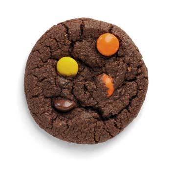 "CHOCOLATE W/ REESES COOKIE<br>Pack Size:<span class=""custom-label-text"">240/1.33OZ</span><br>Item Code:<span class=""custom-label-text"">OT35</span> Image"