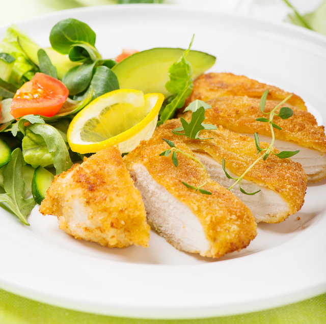 PP04 - FC BRD CHICKEN FILET 4OZ