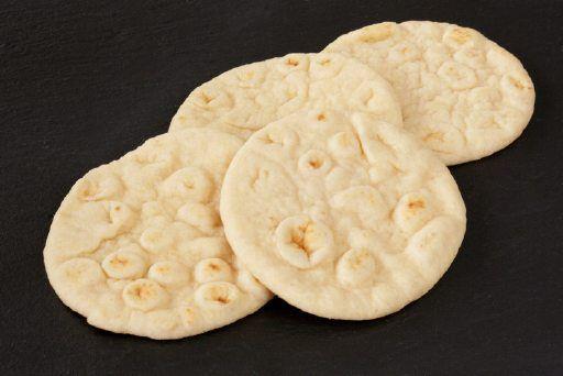 "WHOLE GRAIN MINI FLATBREAD 4 INCH<br>Pack Size:<span class=""custom-label-text"">192/1.2OZ</span><br>Item Code:<span class=""custom-label-text"">RH66</span> Image"