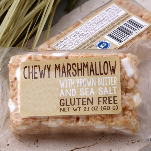 "GLUTEN FREE IW CHEWY MRSHMLLW BARS<br>Pack Size:<span class=""custom-label-text"">1/40CT</span><br>Item Code:<span class=""custom-label-text"">SR63</span> Image"