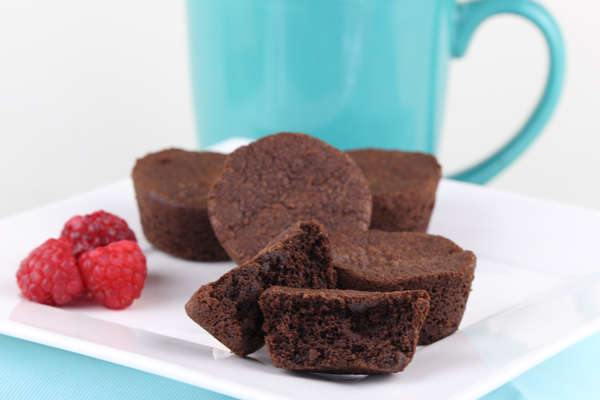 "GLUTEN FREE NUT FREE BROWNIE BITES<br>Pack Size:<span class=""custom-label-text"">72/1OZ</span><br>Item Code:<span class=""custom-label-text"">SU68</span> Image"