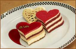 SY10 - HEART SHAPED CAKE