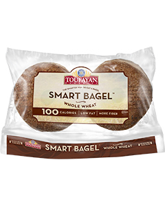 "WHOLE WHEAT BAGEL THIN<br>Pack Size:<span class=""custom-label-text"">12/9.5 OZ</span><br>Item Code:<span class=""custom-label-text"">TB27</span> Image"