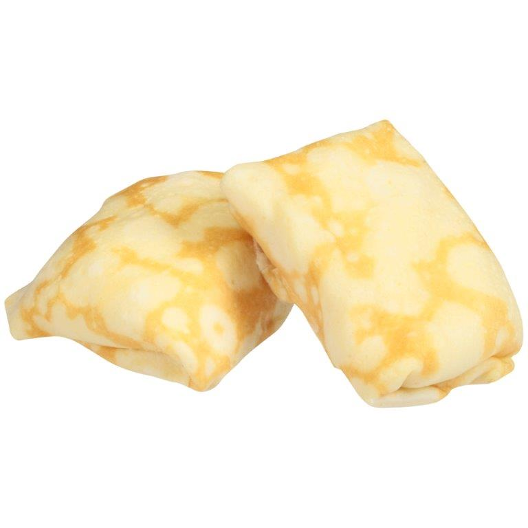 """CHEESE CREPES (BLINTZ)<br>Pack Size:<span class=""""custom-label-text"""">128/1.75OZ</span><br>Item Code:<span class=""""custom-label-text"""">TS94</span> Image"""