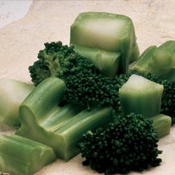 "BROCCOLI CUTS<br>Pack Size:<span class=""custom-label-text"">12/2#</span><br>Item Code:<span class=""custom-label-text"">V108</span> Image"