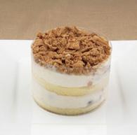 WC16 - INDIVIDUAL CANNOLI CAKE