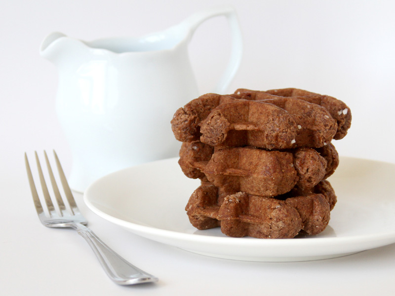 "CHOCOLATE COCOA WAFFLE<br>Pack Size:<span class=""custom-label-text"">48/2.5OZ</span><br>Item Code:<span class=""custom-label-text"">WF08</span> Image"