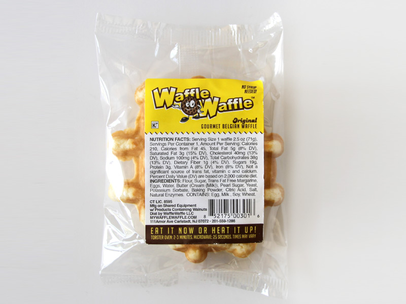 "IW TRADITIONAL WAFFLE<br>Pack Size:<span class=""custom-label-text"">48/2.5OZ</span><br>Item Code:<span class=""custom-label-text"">WF11</span> Image"